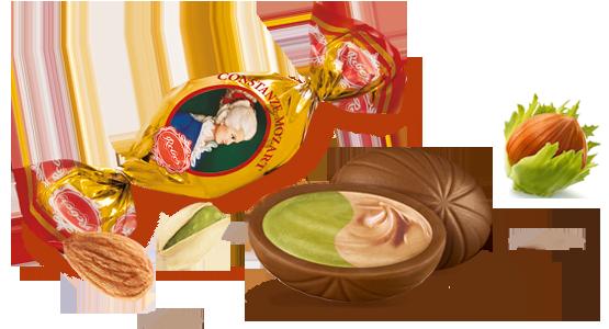 Reber Schokolade - Constanze Mozart Schokis